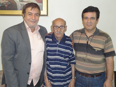 غلامحسین ملک عراقی